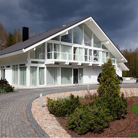 Smart Haus смарт хаус проекты загородных домов серии smart haus osko haus ru