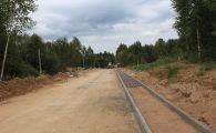 Движение в поселке OSKO-VILLAGE продумано и удобно.