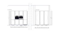 Кухонные шкафы для проекта коттеджа фахверк
