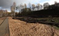 Строительство искусственного пруда