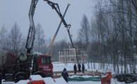 Строительство фундаментов в элитном поселке OSKO-VILLAGE