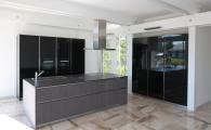 Коттеджи фахверк комплектуются кухонной мебелью Boffi